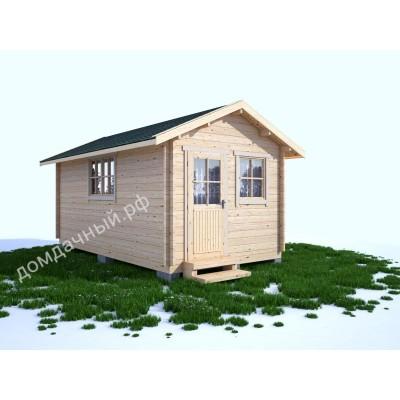Садовый домик без навеса 3х4.5