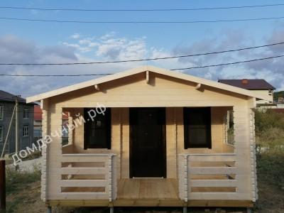 Садовый Домик 4,5х6 в Анапе