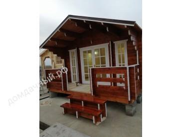 Садовый домик с террасой в Славянске на Кубани