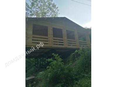 Дом из бруса в Сочи